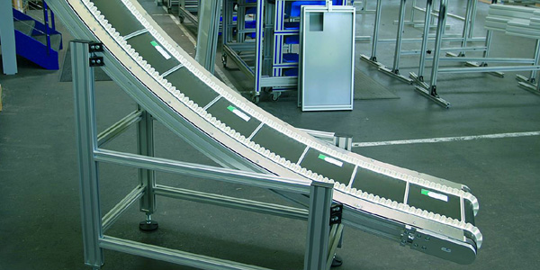 Robotunits Products Belt Conveyor System