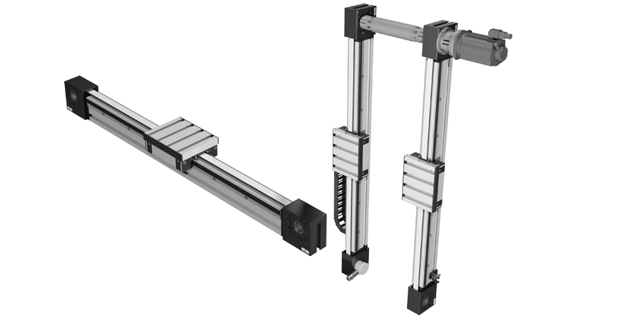 Linear Motion System : Robotunits products linear motion system