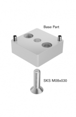 FAS 4049 Surface Fastener Kit, 40x40