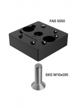 FAS 5059 Surface Fastener Kit, 50x50