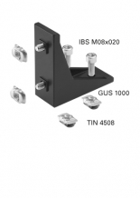 GUS 1001 Corner Bracket 100 Kit