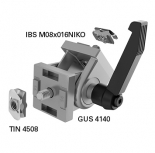GUS 4141 Elbow Joint Kit with Clamp